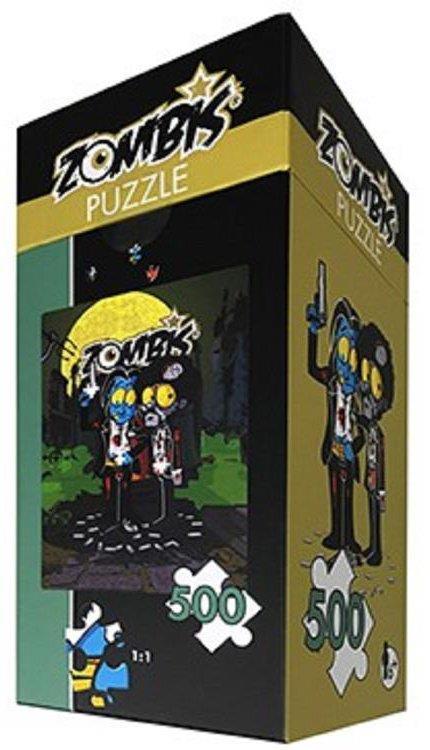 PUZZLES - ZOMBIS