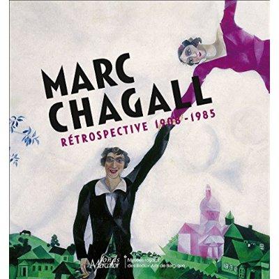 CHAGALL RETROSPECTIVE 1908-1985