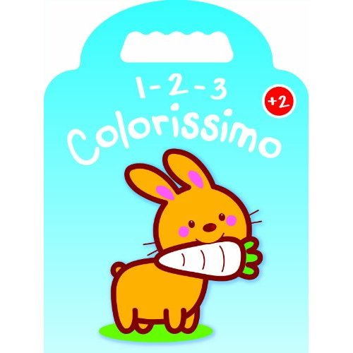 LAPIN 1 2 3 COLORISSIMO +2 ANS