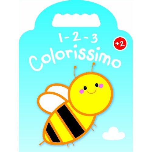 ABEILLE 1 2 3 COLORISSIMO +2 ANS