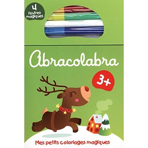 NOEL VERT 3+ ABRACOLABRA