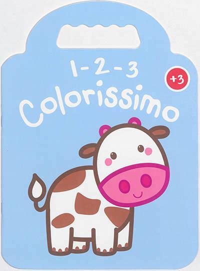 1 2 3 COLORISSIMO VACHE +3