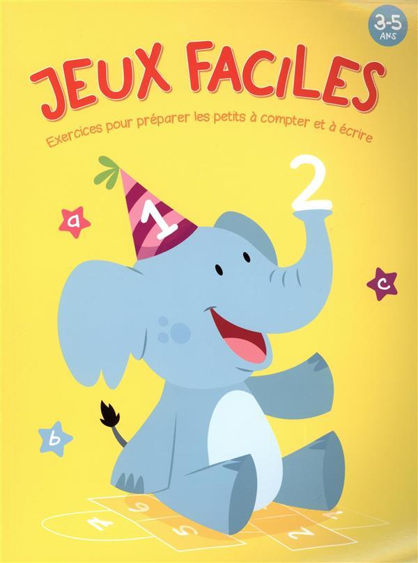 JEUX FACILES 3-5 ANS