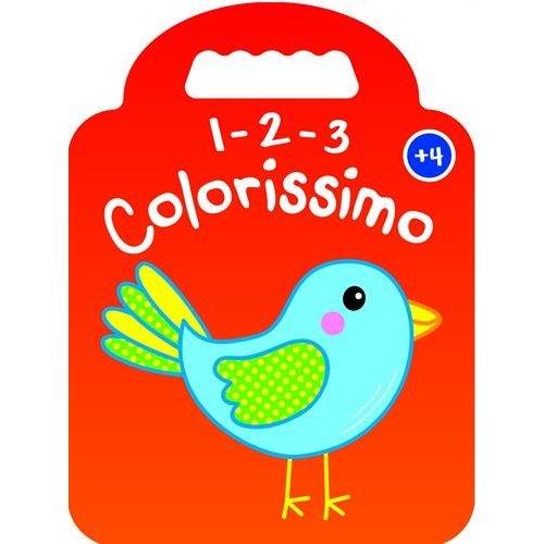 1 2 3 COLORISSIMO 4+ OISEAU