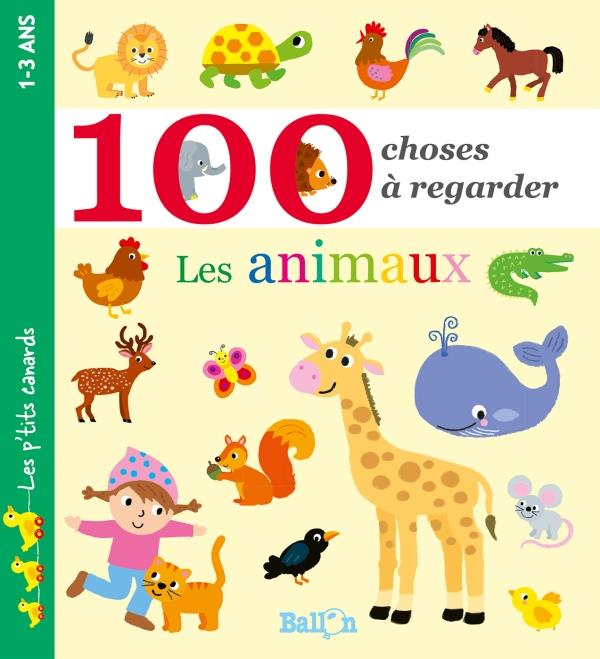 MES 100 ANIMAUX PREFERE