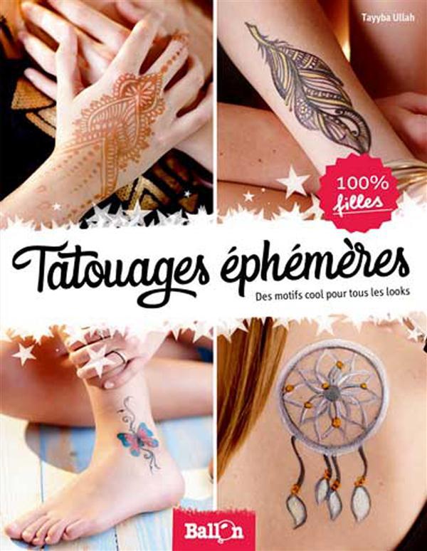 TATOUAGES EPHEMERES