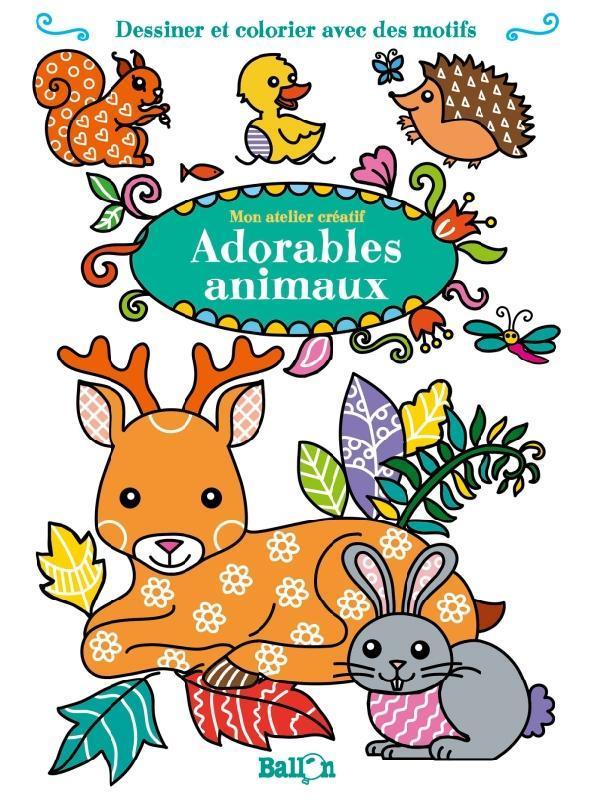 LES ADORABLES ANIMAUX
