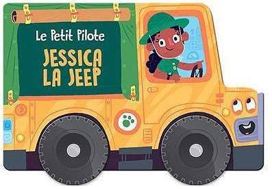 JESSICA LA JEEP