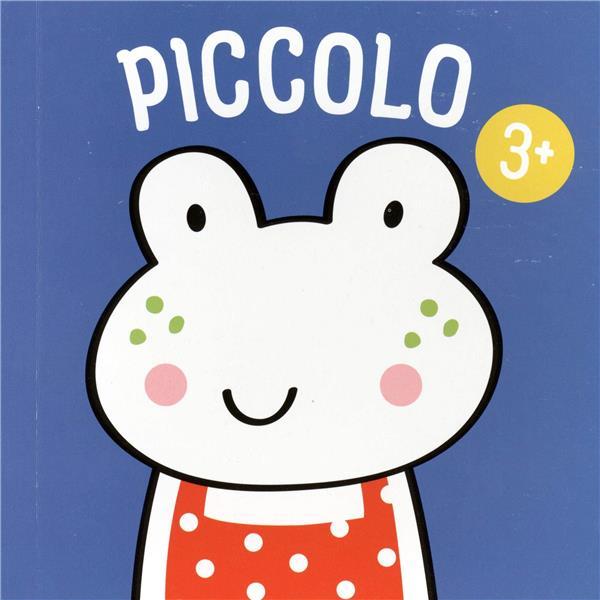 PICCOLO LA GRENOUILLE 3+