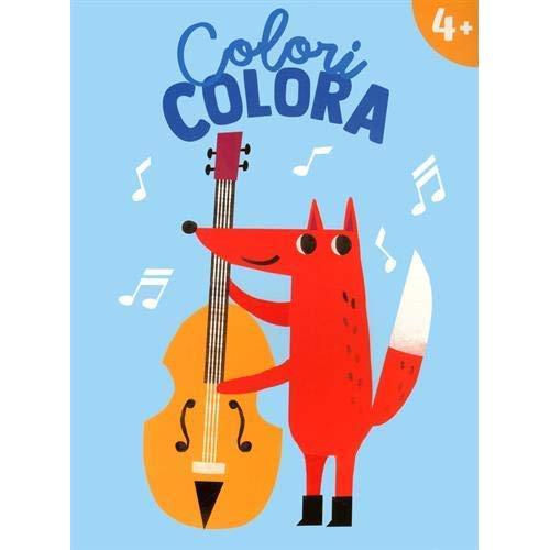 COLORI COLORA 4+ RENARD