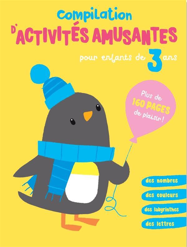 COMPILATION D'ACTIVITES AMUSANTES POUR ENFANTS DE 3 ANS