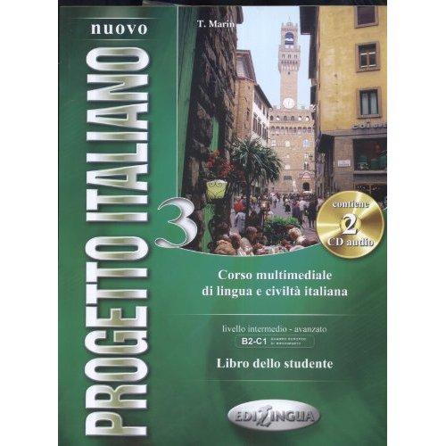 NUOVO PROGETTO ITALIANO / 3 (B2-C1) ELEVE + CD-AUDIO (X2)
