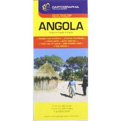ANGOLA (CARTE CARTOG)