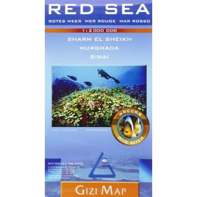 RED SEA  1/2M (GEOGRAPHICAL)