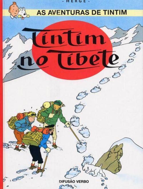 TINTIN AU TIBET (PORTUGAIS VERBO COED)