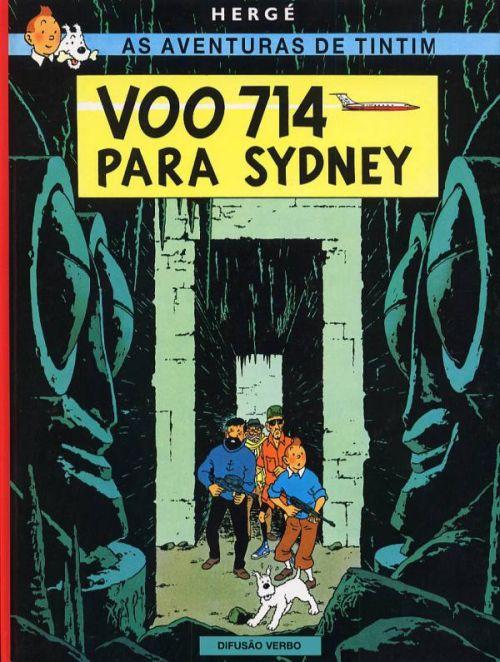 VOL 714 POUR SYDNEY (PORTUGAIS VERBO COED)