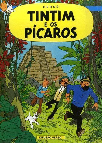 TINTIN ET LES PICAROS (PORTUGAIS VERBO COED)