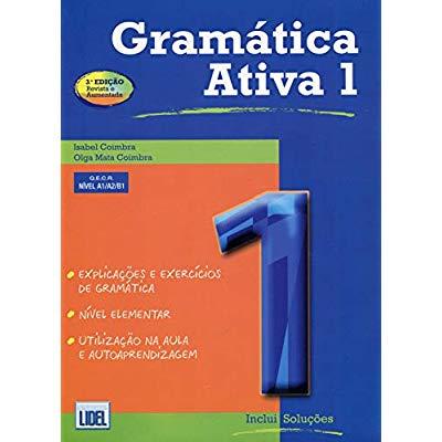 GRAMATICA ATIVA: BOOK 1 PORTUGUESE EDITION ( 3EME )