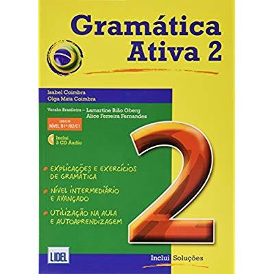 GRAMATICA ATIVA 2