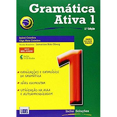 GRAMATICA ATIVA 1. VERSAO BRASILERA