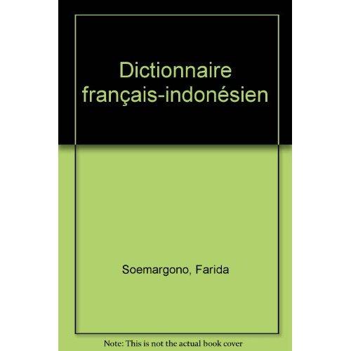 DICTIONNAIRE FRANCAIS-INDONESIEN