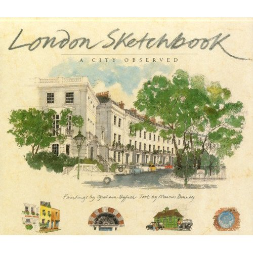 LONDON SKETCHBOOK /ANGLAIS