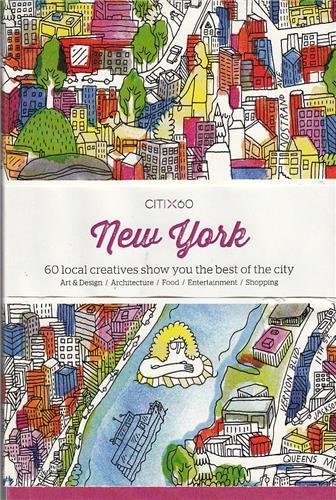 CITI X60 NEW YORK /ANGLAIS