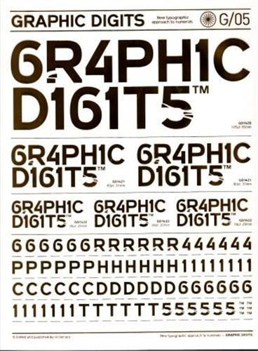 GRAPHIC DIGITS /ANGLAIS