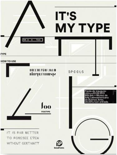 IT S MY TYPE /ANGLAIS