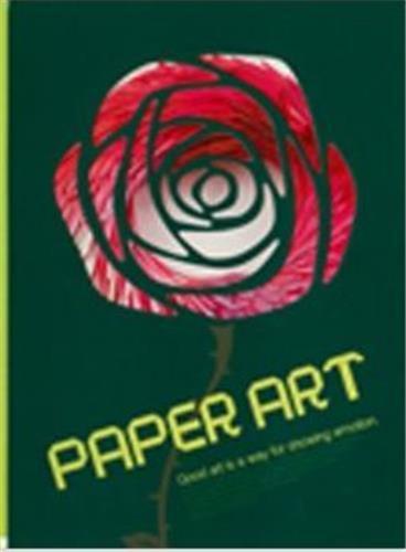 PAPER ART /ANGLAIS