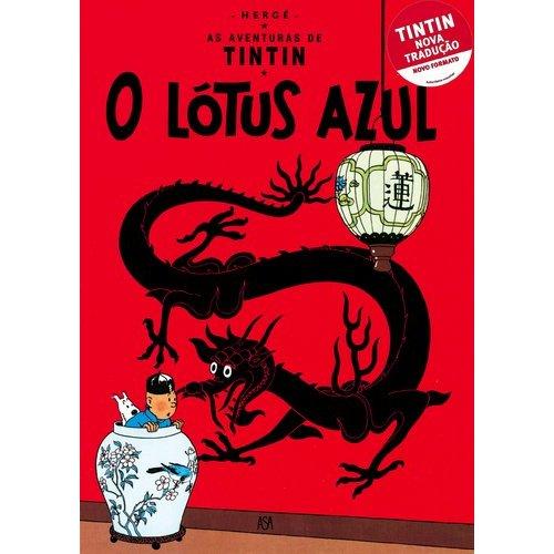 LOTUS BLEU (PORTUGAIS NE 2011) (LE)