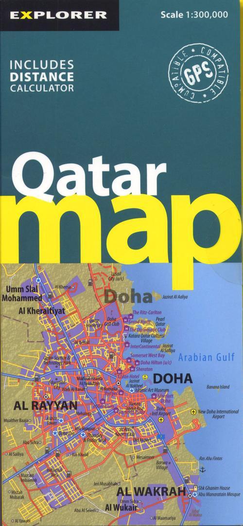 **QATAR MAP**