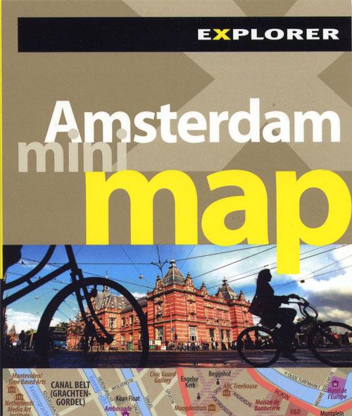 **AMSTERDAM MINI MAP