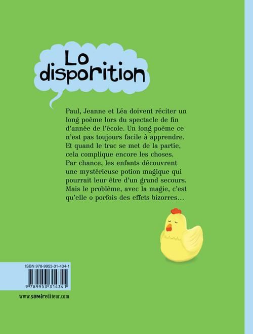LO DISPORITION