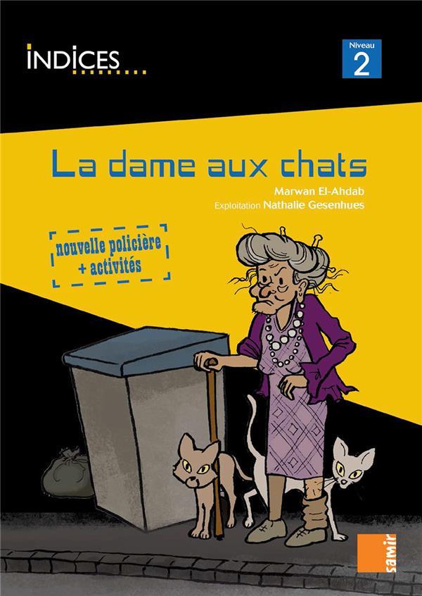 LA DAME AUX CHATS NIVEAU 2
