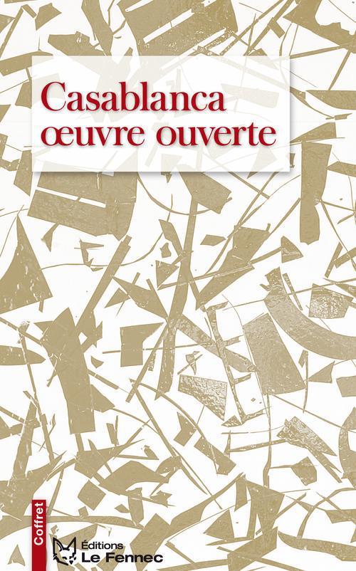 COFFRET CASABLANCA - OEUVRE OUVERTE