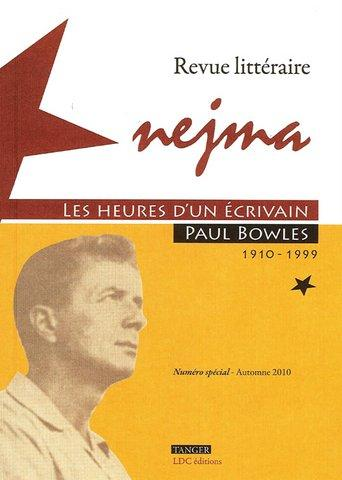 LES HEURES D'UN ECRIVAIN : PAUL BOWLES