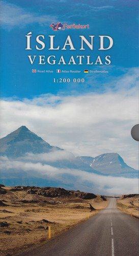 AED ICELAND VEGAATALS (SPIR.) 1/200.000