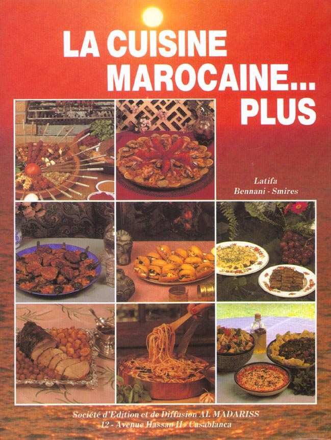 LA CUISINE MAROCAINE PLUS