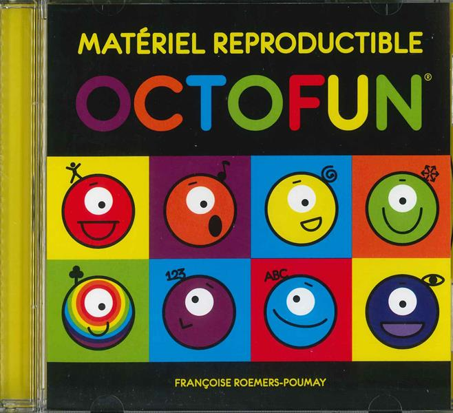 OCTOFUN CD