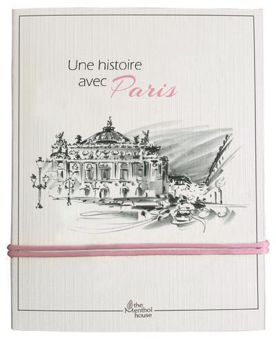 UNE  HISTOIRE AVEC PARIS, OPERA GARNIER