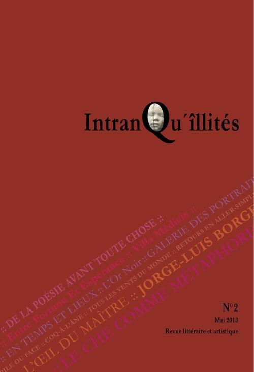 INTRANQU'ILLITES N2