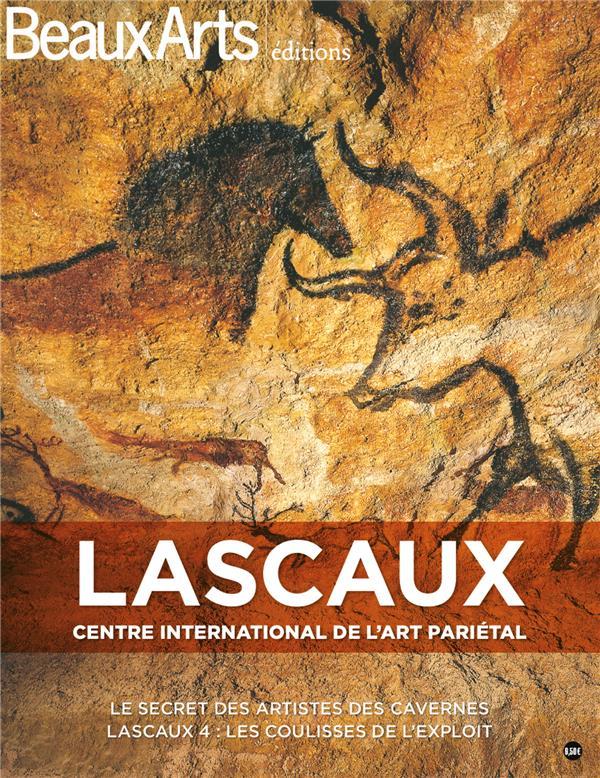LASCAUX IV - LE SECRET DES ARTISTES DES CAVERNES/LASCAUX 4: LES COULISSES DE L'EXPLOIT