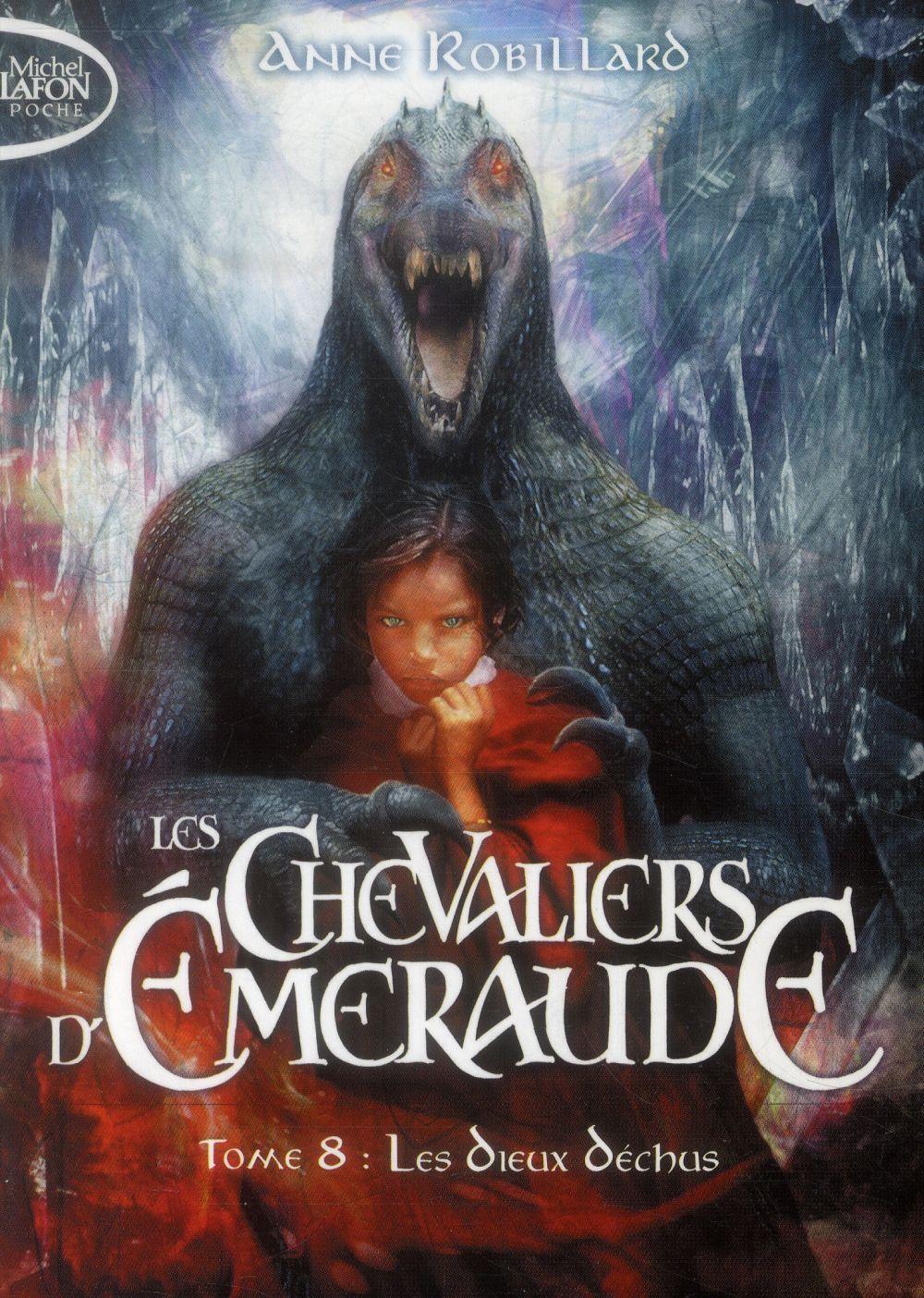 LES CHEVALIERS D'EMERAUDE - TOME 8 LES DIEUX DECHUS - VOLUME 08