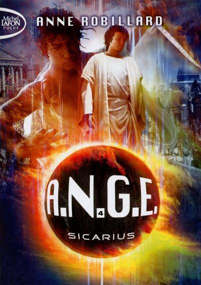 A.N.G.E. - TOME 4 SICARIUS - VOL4