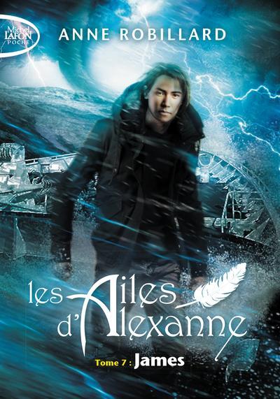 LES AILES D'ALEXANNE - TOME 7 JAMES - VOL7