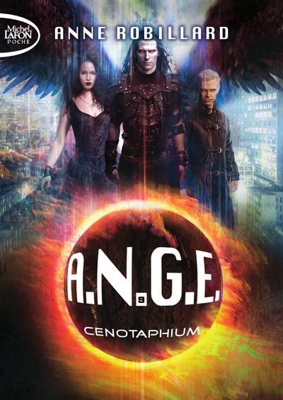 A.N.G.E. - TOME 9 CENOTAPHIUM