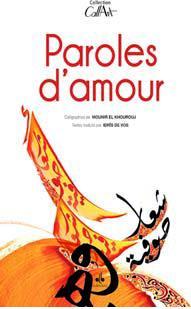 PAROLES D AMOUR