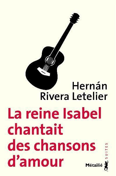 LA REINE ISABELLE CHANTAIT DES CHANSONS D'AMOUR