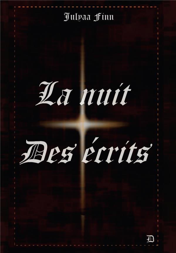 LA NUIT DES ECRITS